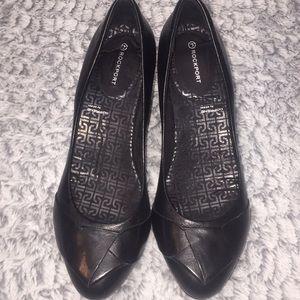 Rockport Adidas Comfy Black High Heels